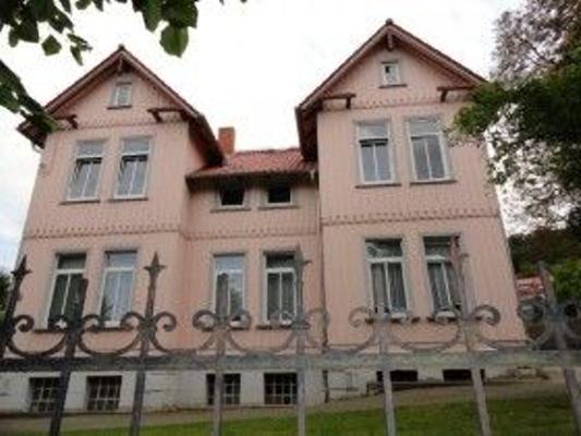 Ferienwohnung Schlossblick II - Blankenburg