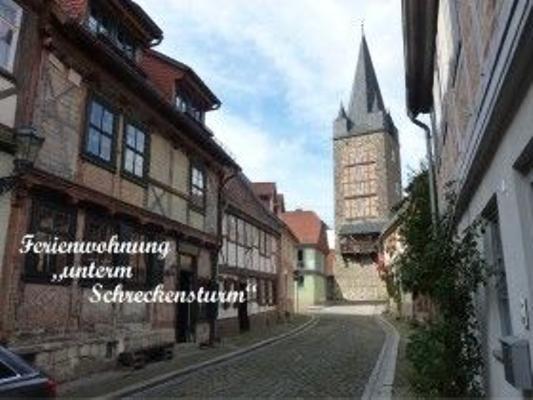 Ferienwohnung unterm Schreckensturm 2 - Quedlinburg