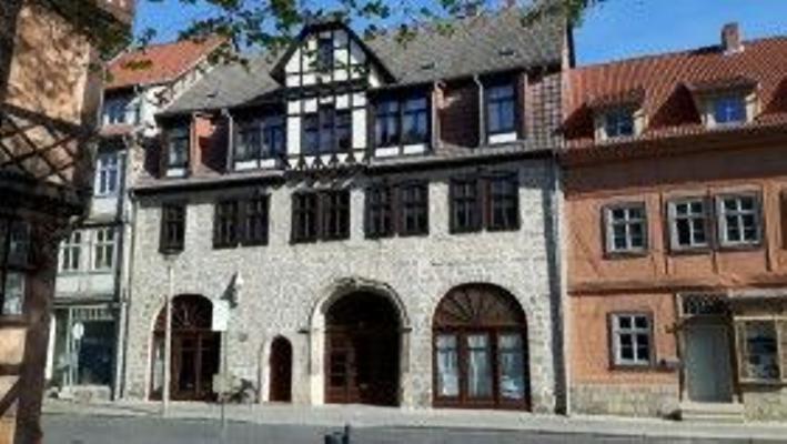 Ferienwohnung Steinerner Gast - Quedlinburg