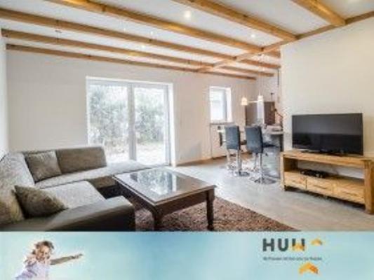 Ferienhaus mit Terrasse - Grünes Haus - Wernigerode