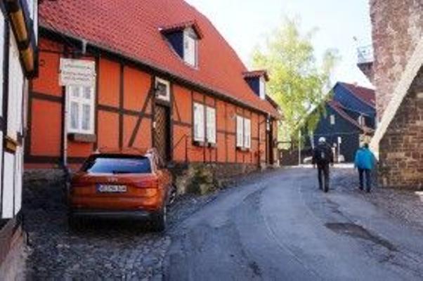 Schloss-Ferien-Wohnung 4.3 - Wernigerode