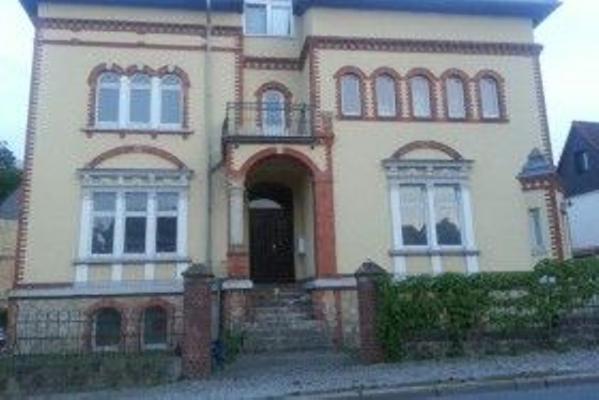 Villa Charlotte Ferienwohnung Waldblick - Blankenburg