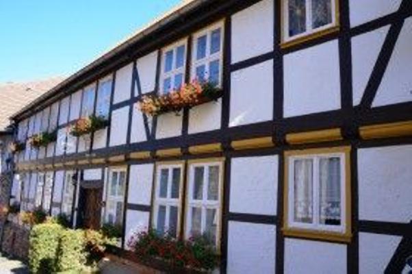 Schloss-Ferien-Wohnung 5.6 - Wernigerode