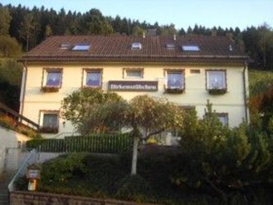 Haus Birkenstübchen, FW.Rose, DTV 3 Sterne    - Lautenthal