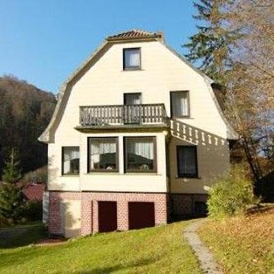 Ferienhaus Kunzental in Zorge - Zorge