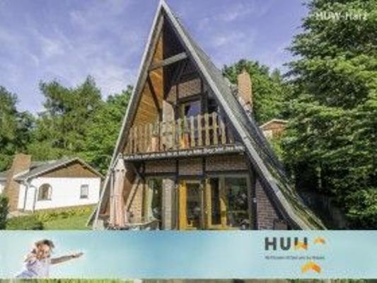 Finnhütte am Kapitelsberg - Wernigerode
