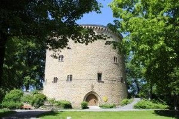 Ferienwohnung Burg im Zwinger -Burggräfin - Goslar