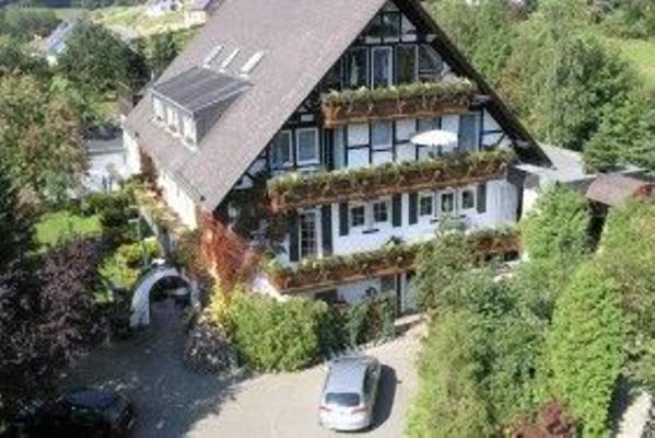 Ferienwohnung Landhotel Grimmeblick - Winterberg