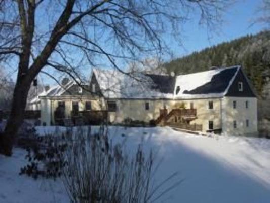 Weidenhäuser Mühle 3 für 10 Personen - Bad Berleburg