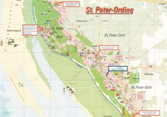 Sankt Peter Ording Karte.Ferienwohnung Messer 32712 Ferienwohnung St Peter Ording