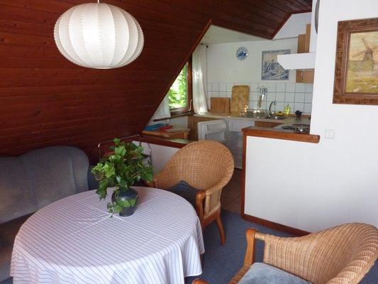 Haus Pidder Lüng große Wohnung 4374 Ferienwohnung
