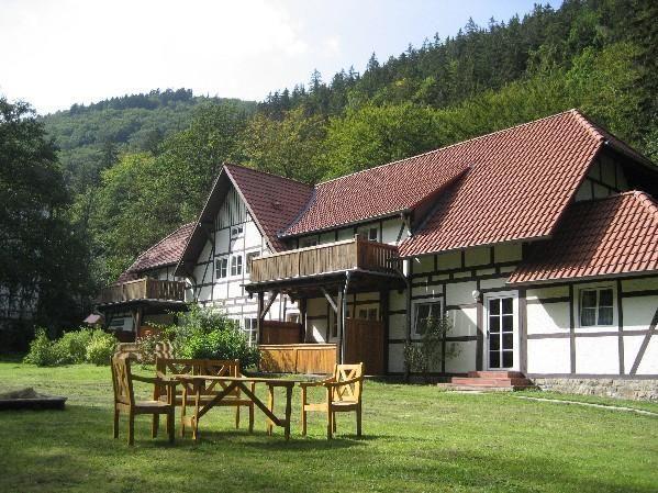 Harz Ferienwohnung Ferienhaus Nexo Fewo 3 Schlafzimmer