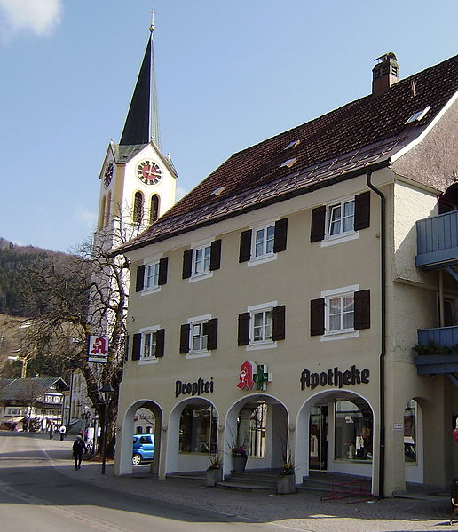 Probstei in Oberstaufen