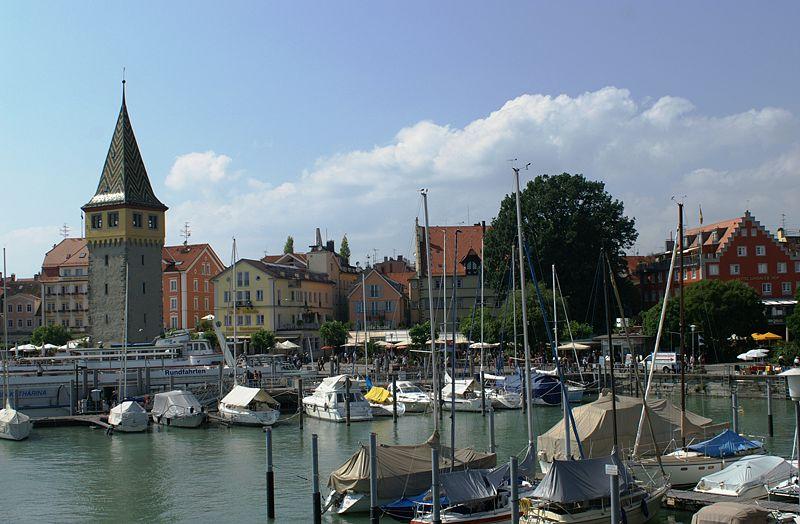Hafen in Lindau