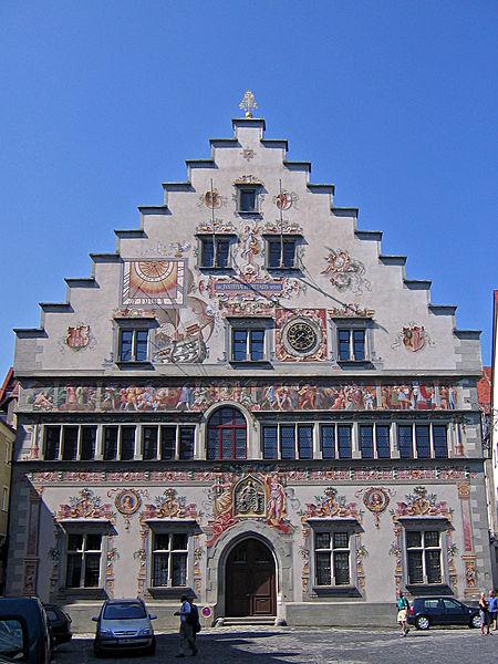 Rathaus Lindau Bodensee