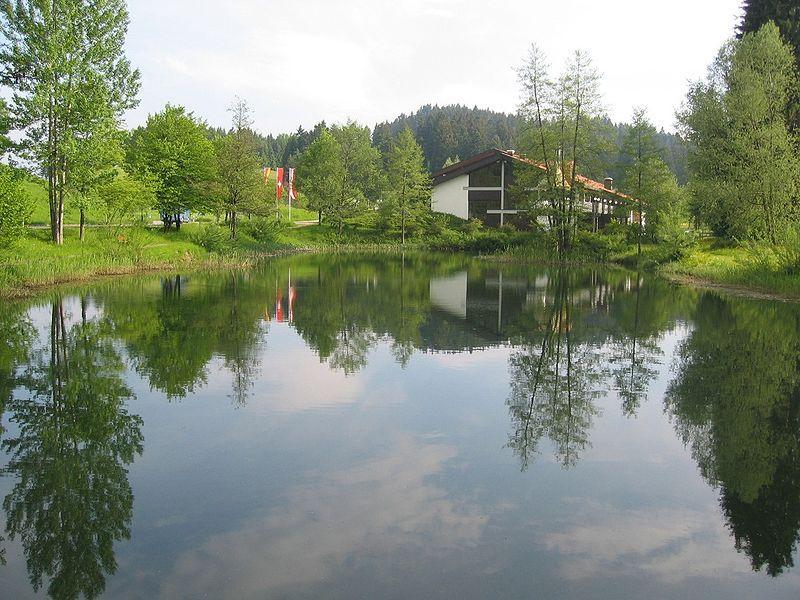 Kurhaus in Scheidegg