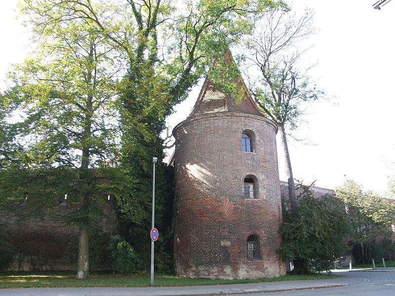 Bettelturm in Memmingen