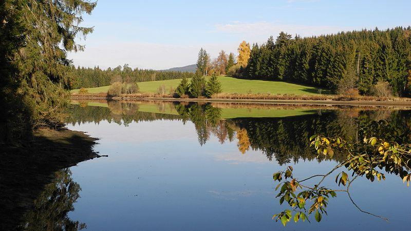Seenlandschaft bei Roßhaupten