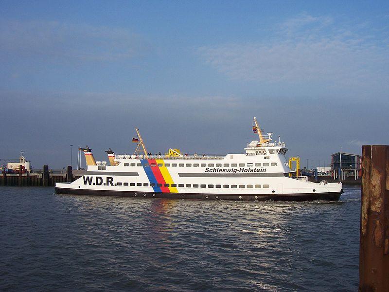 Ausflüge zu den Nachbarinseln von Amrum mit dem Schiff