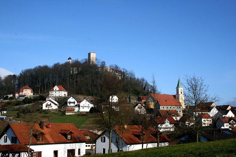 Falkenstein im Bayerischen Wald