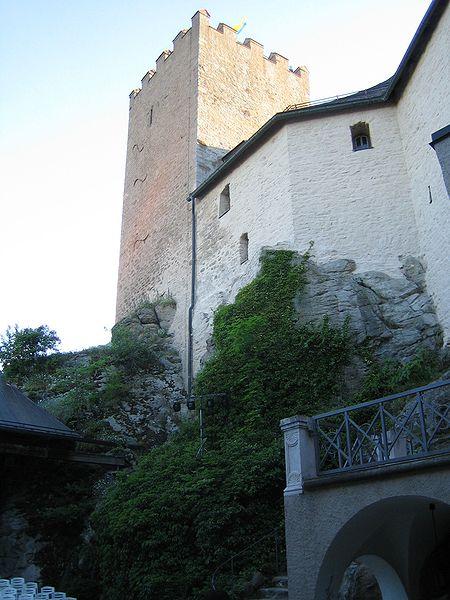 Burg Falkenstein im Bayerischen Wald