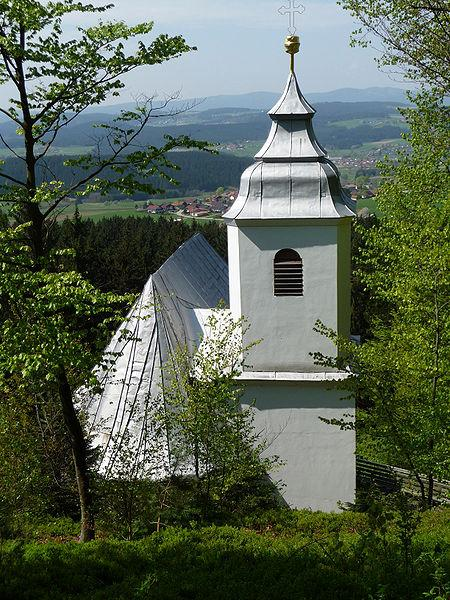 Wallfahrtskirche Frauenbrünnl