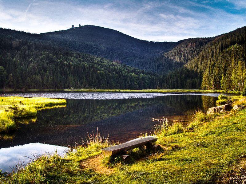 Großer Arber - Höchster Berg im Bayerischen Wald
