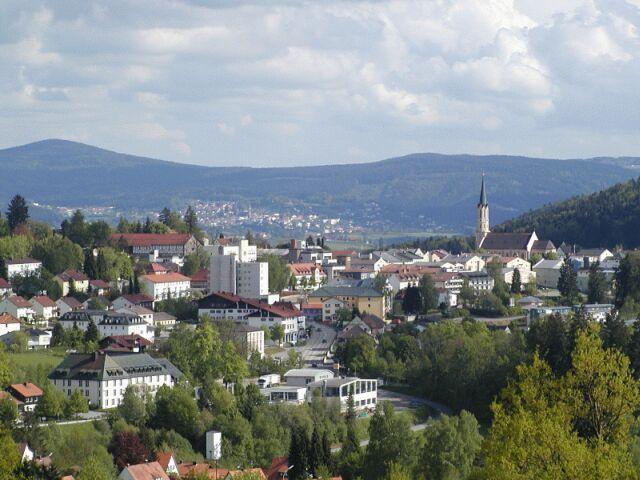 Freyung im Bayerischen Wald