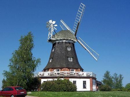 Mühle in Klütz