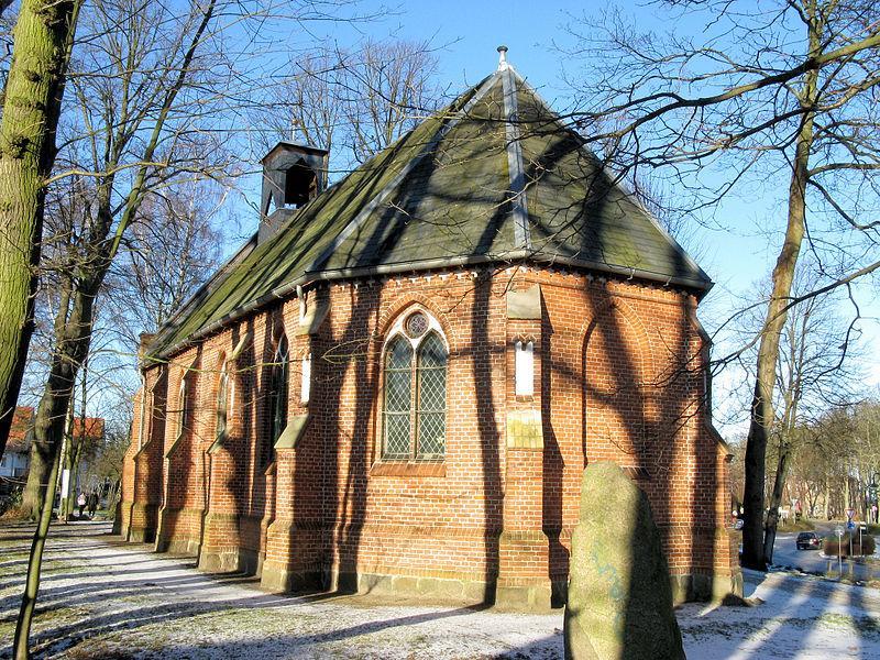 Kirche auf der Paulshöhe