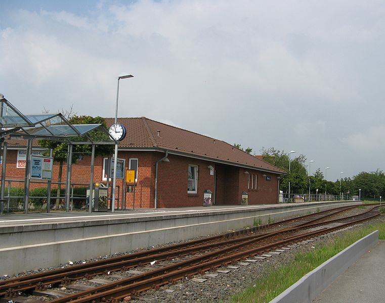 Bahnhof Büsum