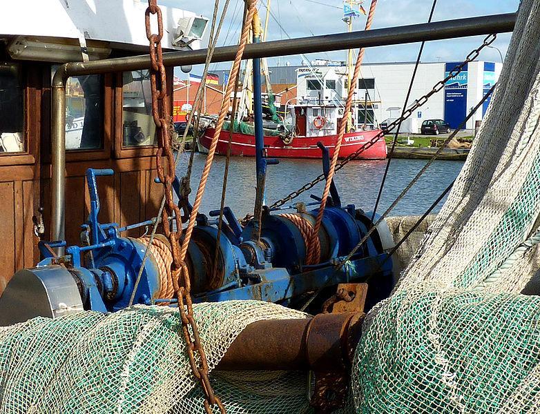Krabbenfischerboot Büsum