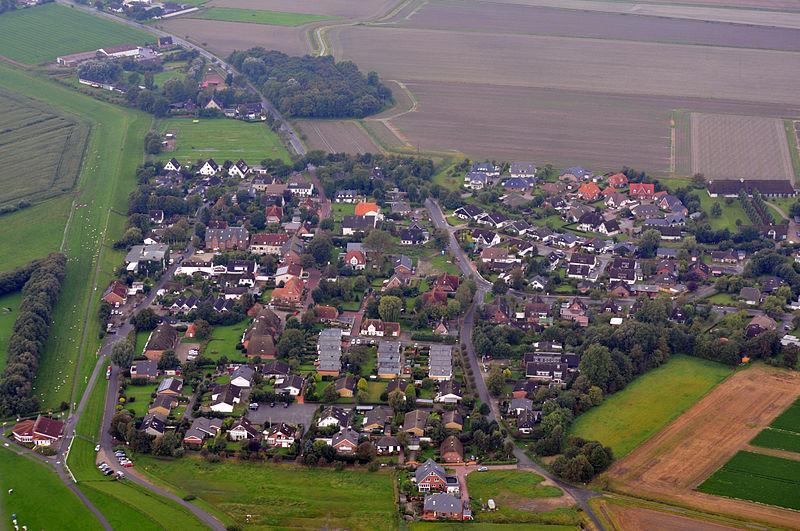 Büsumer Deichhausen