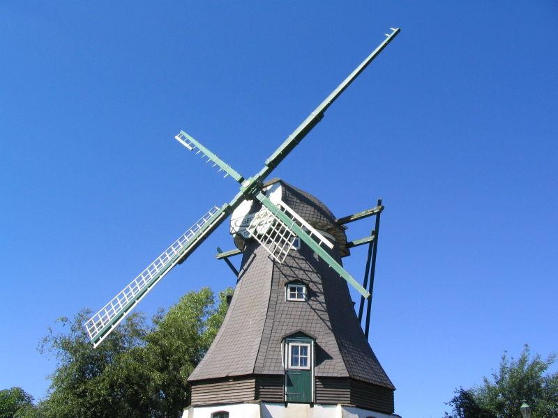 Mühle in Wöhrden
