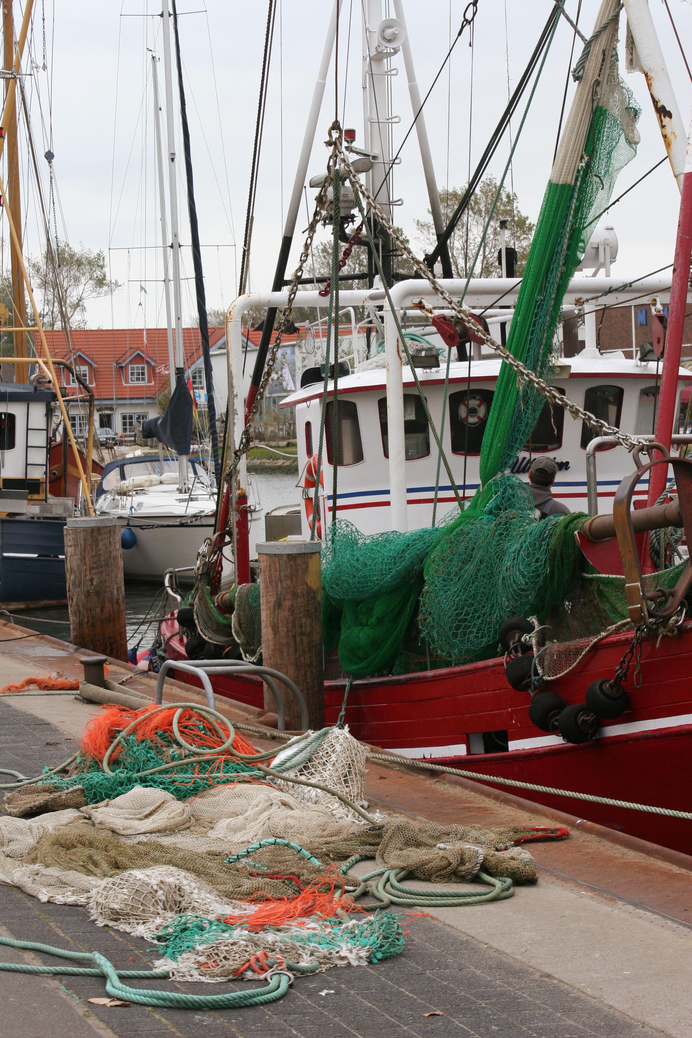 Krabbenkutter Büsum