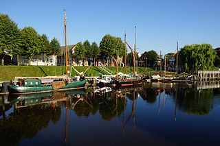 Hafen in Carolinensiel
