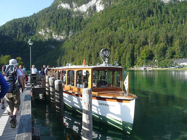 Bootshafen von Schönau am Königssee
