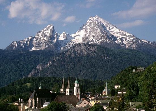 Watzmann Berchtesgaden
