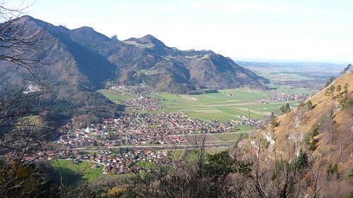 Marquartstein Hochplatte