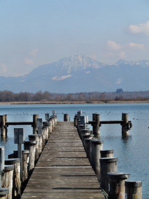 Breitbrunn am Chiemsee