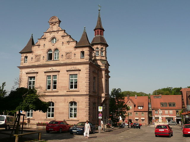 Wendelstein Rathaus