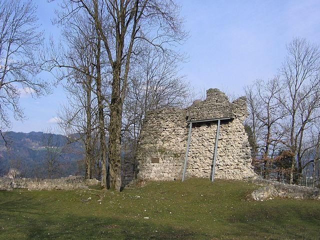 Burgruine Auerburg