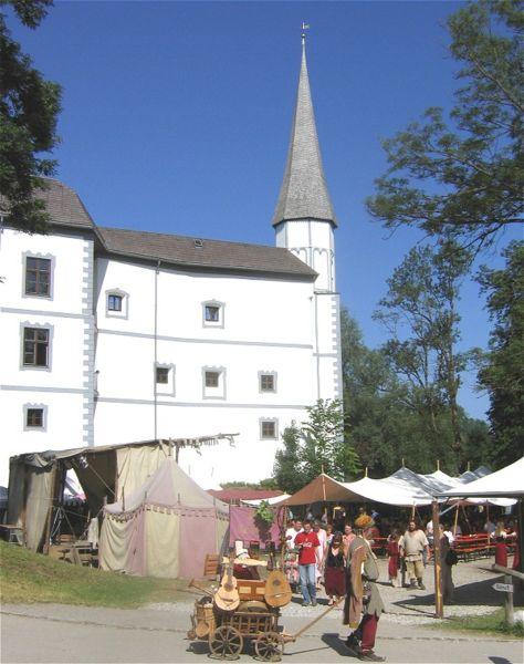 Hofmarkfest Pertenstein