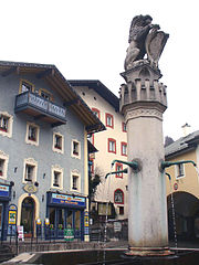Marktplatz Berchtesgaden
