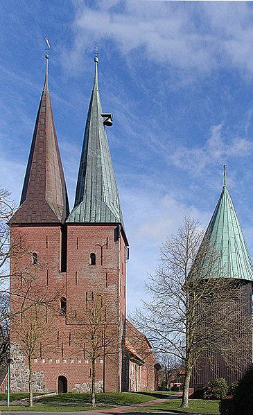 Altenbruch Kirche