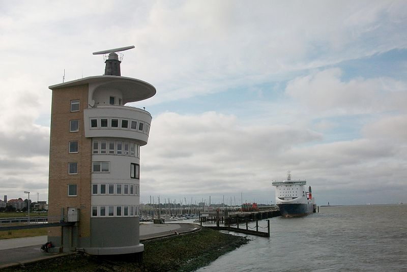 Hafenkontrollturm
