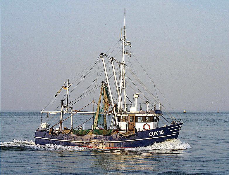 Cuxhaven Krabbenkutter