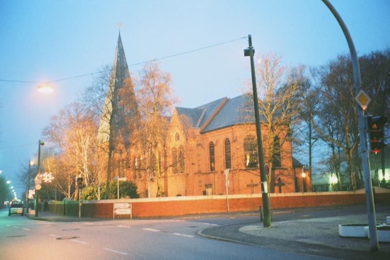 Döse St Gertrud Kirche