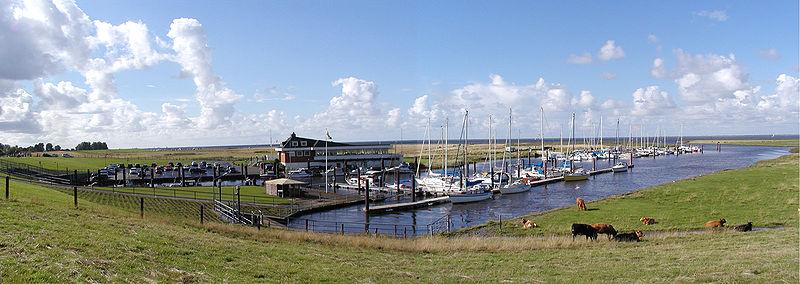 Otterndorf Hafen