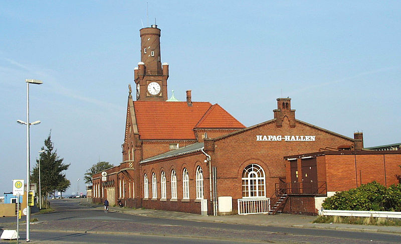 Hapag-Hallen Cuxhaven